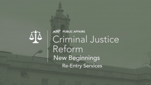 Criminal Justice Reform New Beginnings – Stacey & Kristin