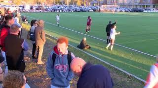Arlington High School Girls Varsity Soccer vs Wakefield – October 30, 2017
