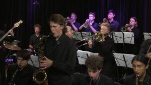 Arlington High School Jazz Band – ACMI Studio A Performance – 2017