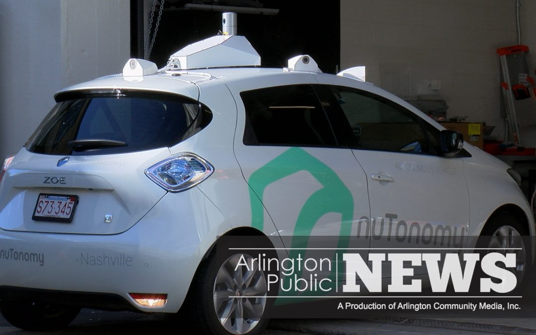 Autonomous Vehicles in Arlington