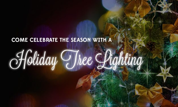 Holiday Tree Lighting this Saturday!