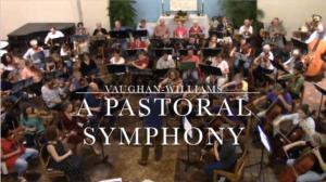 "Music Gazing – Vaµghan-Williams' ""A Pastoral Symphony"" – Arlington Philharmonic Orchestra"