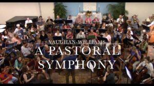 Music Gazing – Contemplando la Música – Vaughan Williams: Una Sinfonía Pastoral – Arlington Philharmonic Orchestra