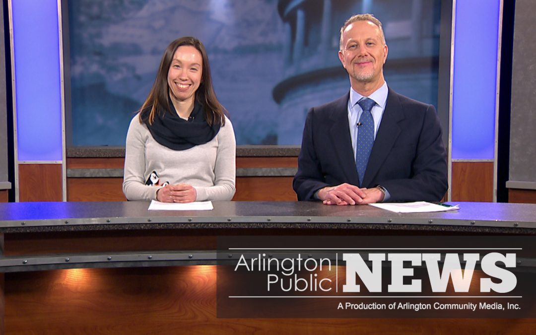 Arlington News: Looking to 2018