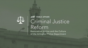 Chief Ryan on Criminal Justice Reform