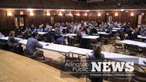 Community Forum on AHS Rebuild Sparks Innovative Ideas