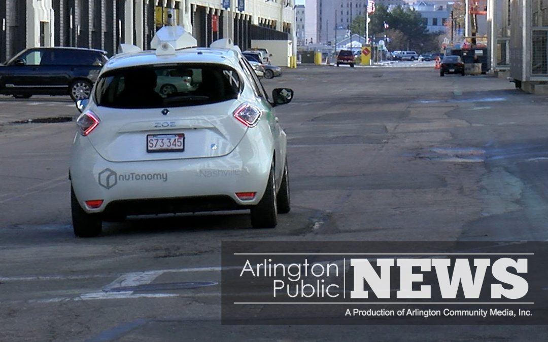 Autonomous Vehicle Testing: Don't Look Now, but That Car Has No Driver