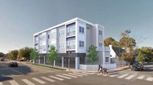 Multi-Use Building rises at 887 Massachusetts Ave.