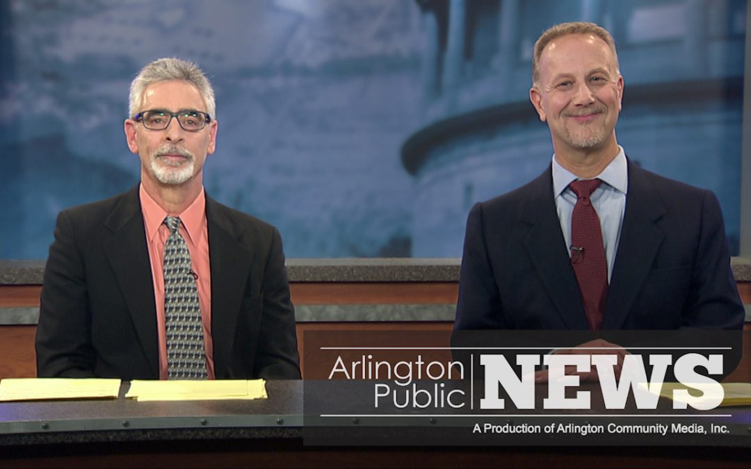 Arlington Public News: March 29, 2018