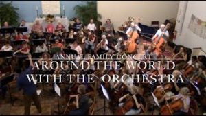 Music Gazing – Around the World with the Orchestra – Arlington Philharmonic Orchestra