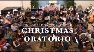 "Music Gazing – Saint Saëns' ""Oratorio de Nöel"""