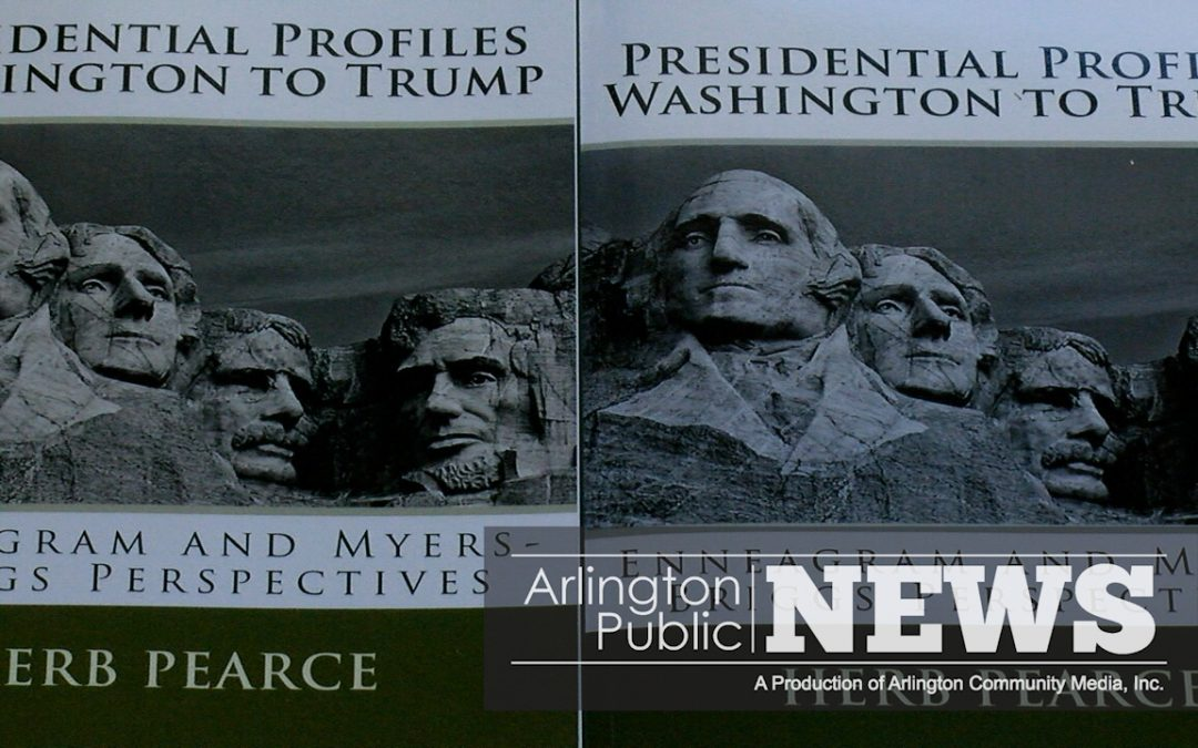 Personality Typing Presidents