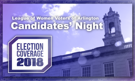 League of Women Voters Candidates' Night 2018