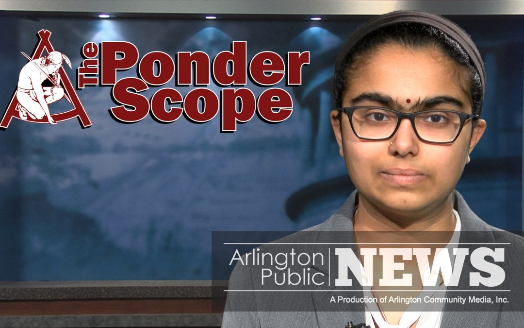 The Ponder Scope | April 10, 2018