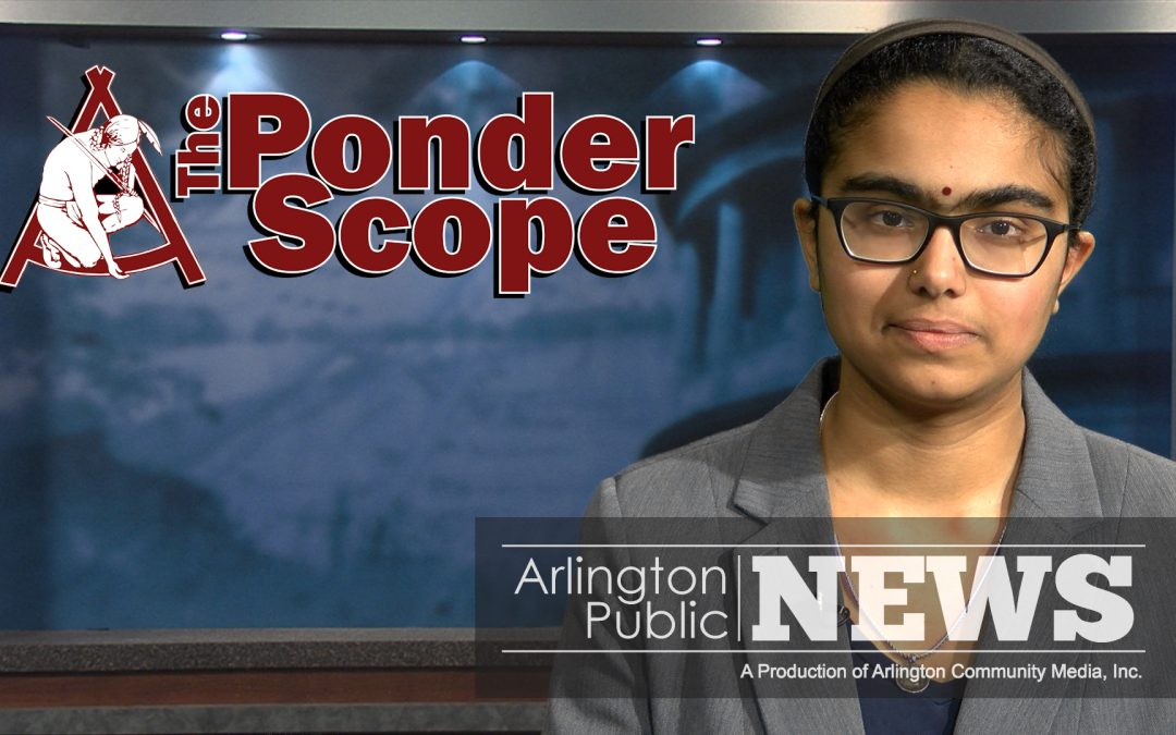The Ponder Scope | April 25, 2018