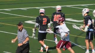 Arlington High School Boys Varsity Lacrosse vs Woburn Memorial – April 26, 2018