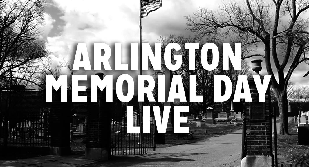 Memorial Day Ceremony LIVE