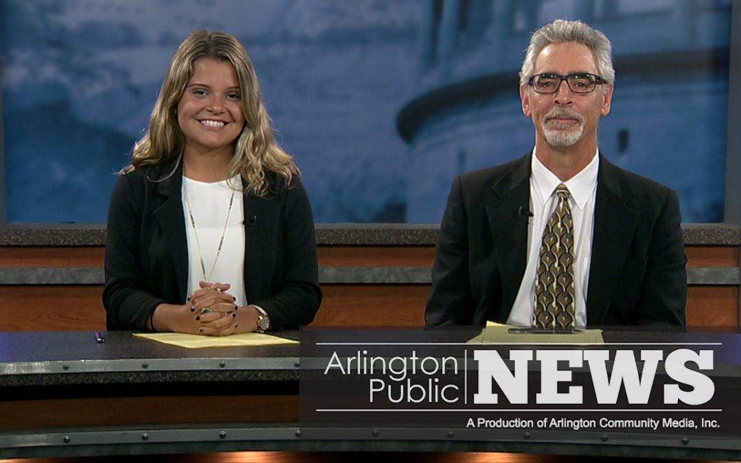 Arlington Public News: June 07, 2018