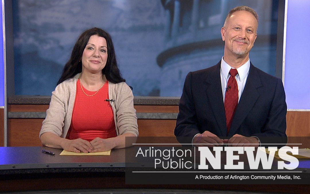Arlington Public News: June 21, 2018