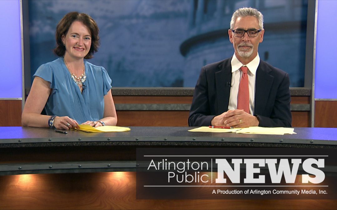 Arlington Public News: June 28, 2018