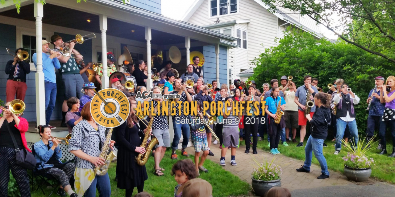 Tuning Up for the Third Annual Porchfest