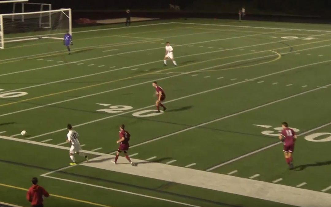 Arlington High School Boys Soccer vs Lexington  – September 20th, 2018