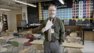 Inside Arlington High School: Science Rooms