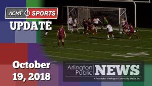 ACMi Sports Update: October 19, 2018