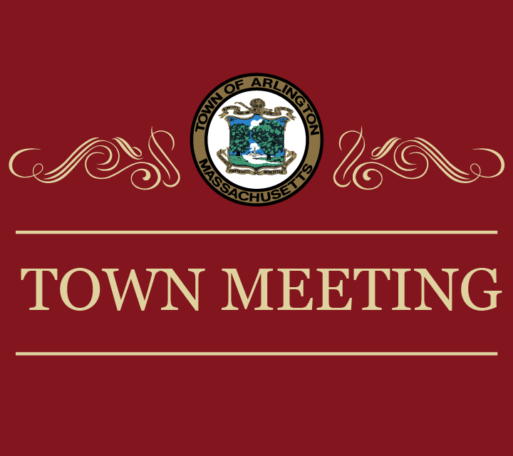 Special Town Meeting