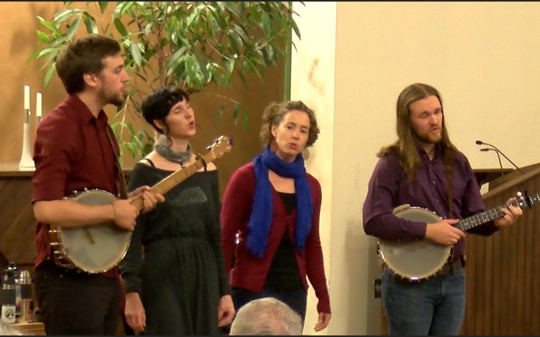 Windborne at UU Church Performance