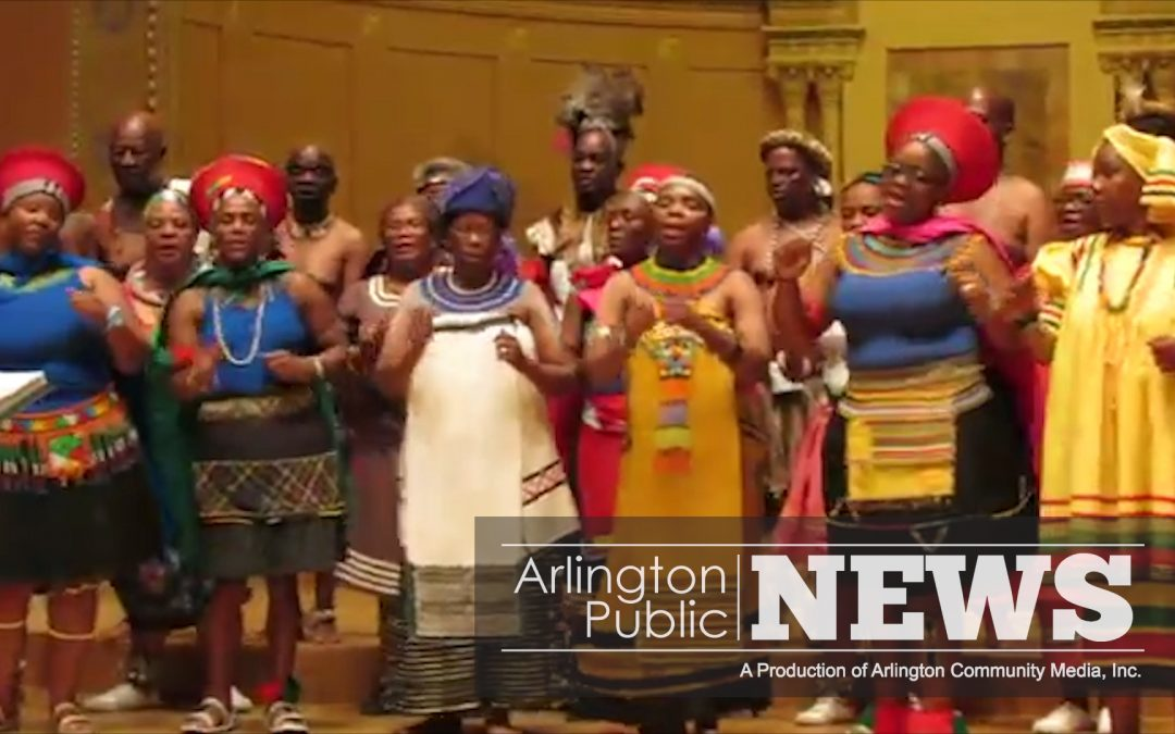 A Celebration of South African Music