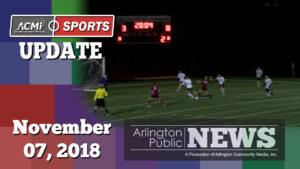 ACMi Sports Update: November 07, 2018