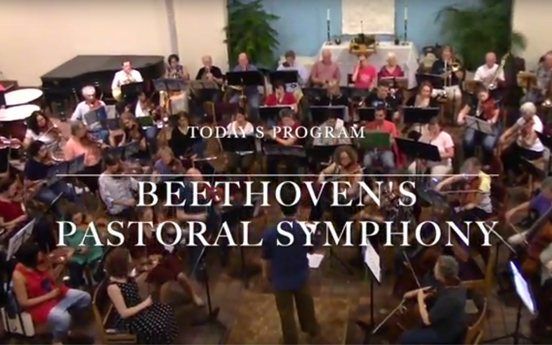 Music Gazing – Beethoven's Pastoral Symphony