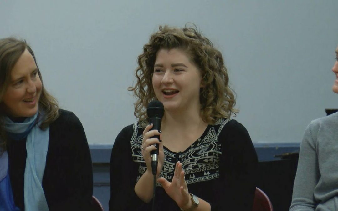 Arlington High School Journalism Symposium – December 7, 2018