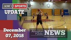 ACMi Sports Update: December 07, 2018