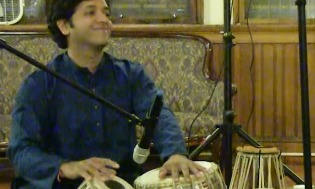 Music of Paradise: Ep 2 – Tala in 9 beats with sarangi and tabla