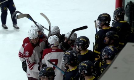 Arlington High School Boys Hockey vs Lexington – January 9th, 2019