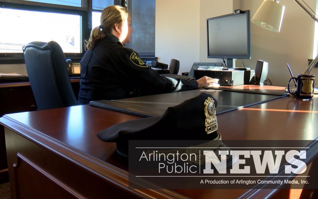 Arlington's New Top Cop