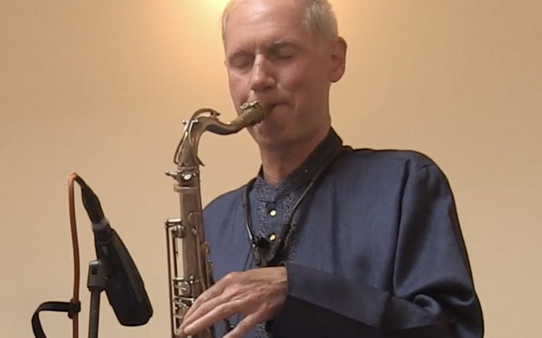 Music of Paradise: Ep 7 East-West Fusion Sax & Orchestra