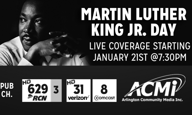 ACMi Closed on MLK Day January 21st – Watch the Martin Luther King Day Program LIVE