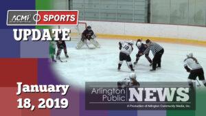 ACMi Sports Update: January 18, 2019