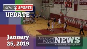 ACMi Sports Update: January 25, 2019