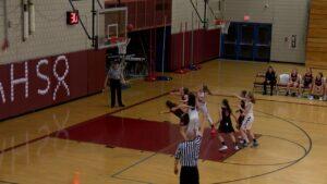 Arlington High School Girls Basketball vs Woburn – January 25th, 2019