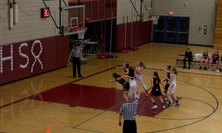 Arlington High School Girls Basketball vs Woburn – January 25th, 2019