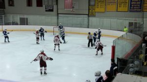 Arlington High School Boys Hockey vs Wilmington – January 26th, 2019