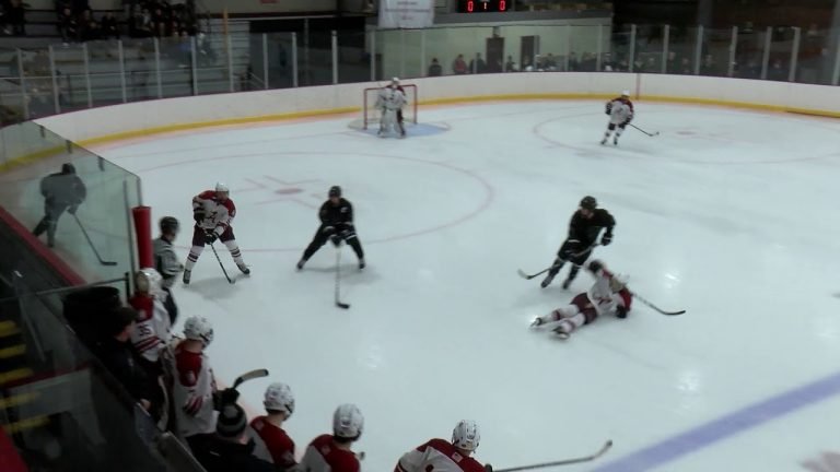 Arlington High School Boys Hockey vs Marshfield – February 5th, 2019