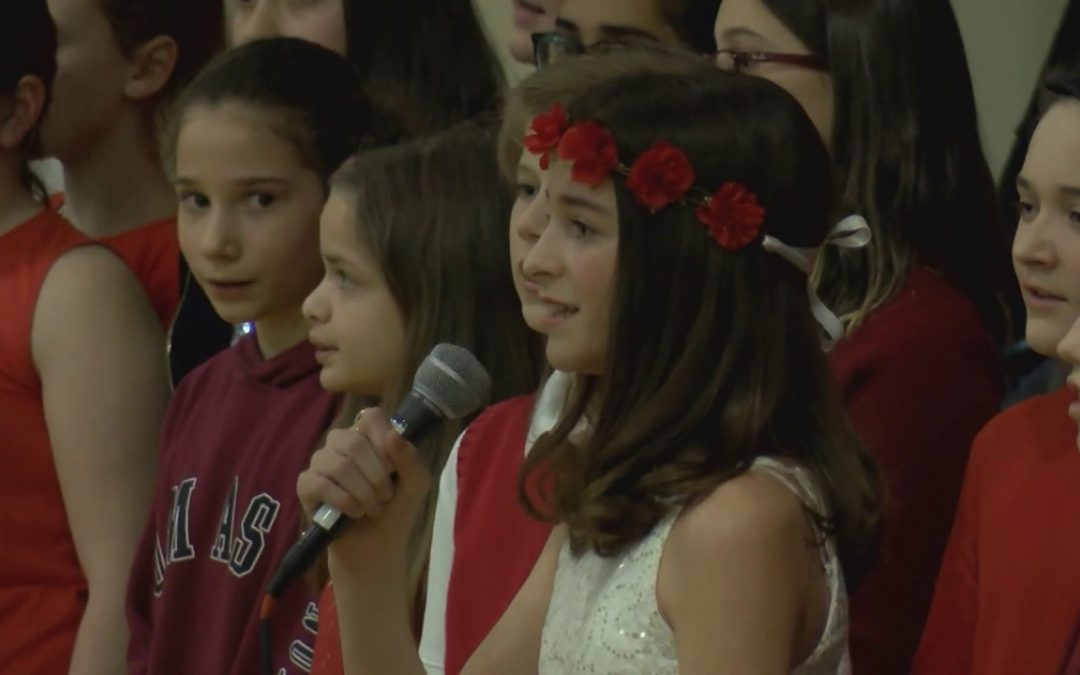 Gibbs School Band, Chorus and Orchestra Winter Concert – January 30, 2019
