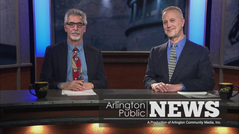 Arlington Public News: February 08, 2019