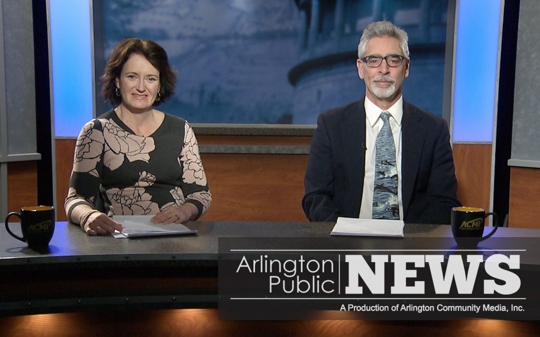 Arlington Public News: March 01, 2019