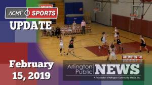 ACMi Sports Update: February 15, 2019